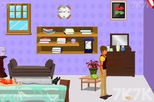 《逃出美女宿舍》游戏画面2