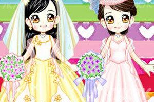 《妮妮公主要出嫁》游戏画面1