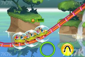 《彩虹过山车》游戏画面8