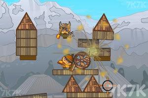 《大炮轰小人2》游戏画面3