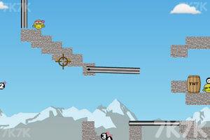 《大炮轰小人》游戏画面7