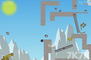 《大炮轰小人》游戏画面10