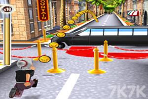 《愤怒奶奶玩跑酷2》游戏画面4