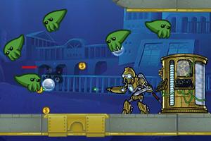 《海底守卫者》游戏画面1