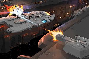 《星际大对战》游戏画面1