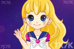 《卡通美少女》游戏画面3
