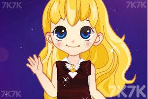 《卡通美少女》游戏画面4