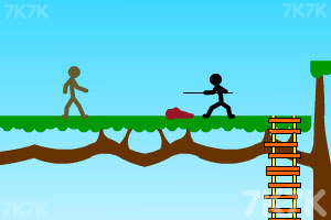 《复仇的火柴人》游戏画面4