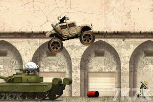 《疯狂战车中文版》游戏画面1