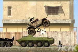 《疯狂战车中文版》游戏画面6