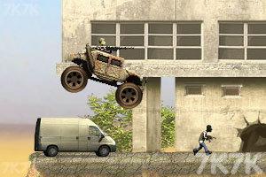 《疯狂战车中文版》游戏画面9