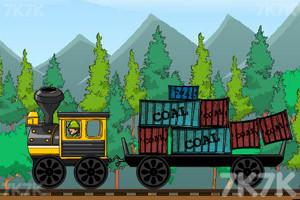 《装卸运煤火车》游戏画面10