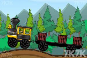 《装卸运煤火车》游戏画面6