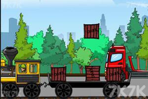 《装卸运煤火车》游戏画面5