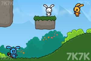 《流浪兔大营救》游戏画面8
