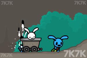 《流浪兔大营救》游戏画面5
