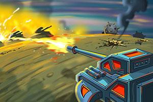 《新版坦克大战无敌版》截图1
