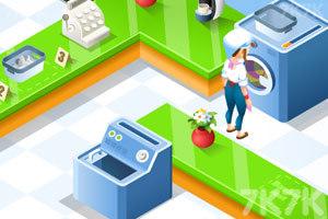 《经营洗衣店》游戏画面6