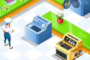 《经营洗衣店》游戏画面8