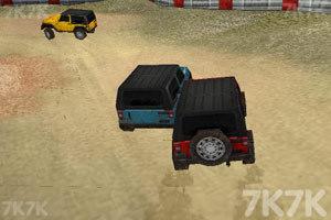 《3D吉普车越野赛》游戏画面5