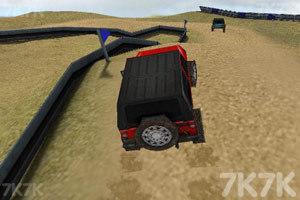 《3D吉普车越野赛》游戏画面10