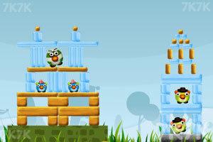 《愤怒的大炮》游戏画面6