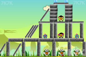 《愤怒的大炮》游戏画面7