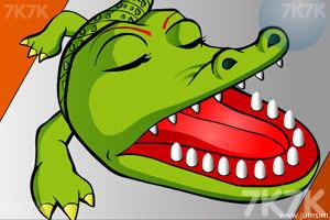 《给小鳄鱼拔牙》截图5