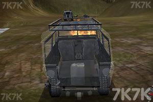 《狂野吉普赛车》游戏画面8