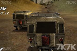 《狂野吉普赛车》游戏画面7