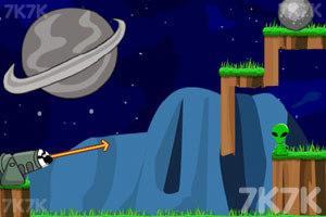 《绵羊大战外星人》游戏画面1