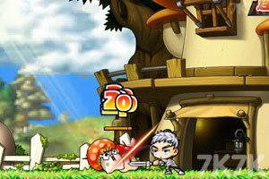 《冒险王神兵传奇》游戏画面6