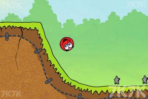 《小红球闯关3夺爱》游戏画面7