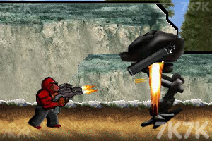 《猩猩大战外星人》游戏画面7