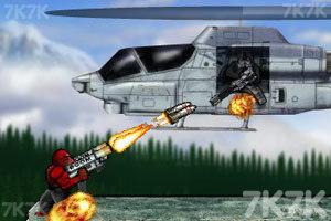 《猩猩大战外星人》游戏画面1