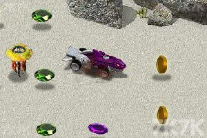 《鲨鱼火箭车》游戏画面10