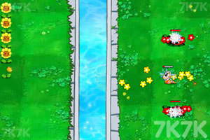 《保卫花园2》游戏画面1