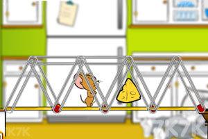 《杰瑞搭桥吃奶酪》截图7