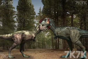 《恐龙格斗》游戏画面6