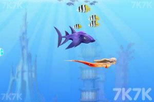 《小美人鱼杰西卡》游戏画面8