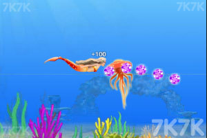 《小美人鱼杰西卡》游戏画面7