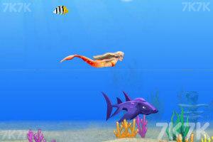 《小美人鱼杰西卡》游戏画面6