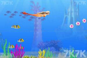 《小美人鱼杰西卡》游戏画面2