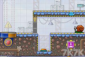 《蜗牛寻新房子4太空版》游戏画面6