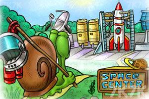 《蜗牛寻新房子4太空版》游戏画面3