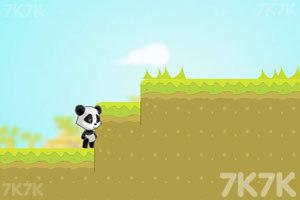 《熊猫吃金币》截图3
