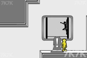 《颜色小人闯关中文版》游戏画面9
