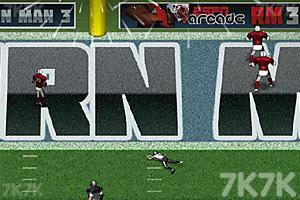 《橄榄球快速达阵3》游戏画面9