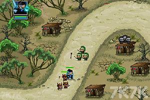 《入侵者之战2中文版》游戏画面9
