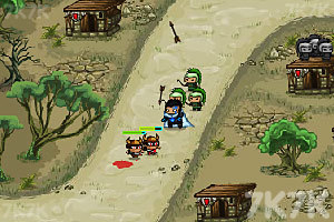 《入侵者之战2中文版》游戏画面8